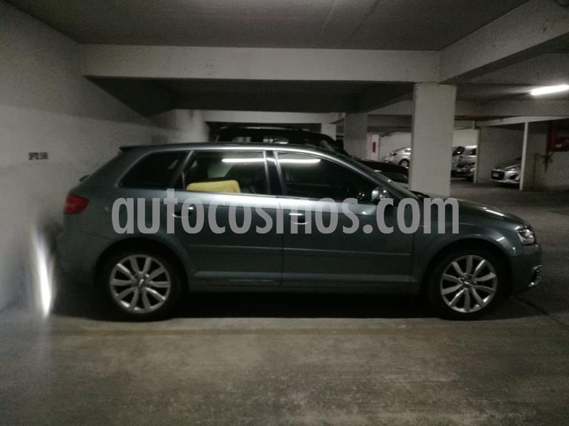 Audi A3 1.8 Turbo Sportback usado (2013) color Verde precio $8.500.000