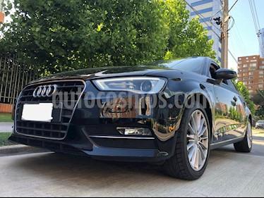 Audi A3 1.4L TFSI S-Tronic  Sport  usado (2016) color Negro precio $11.490.000
