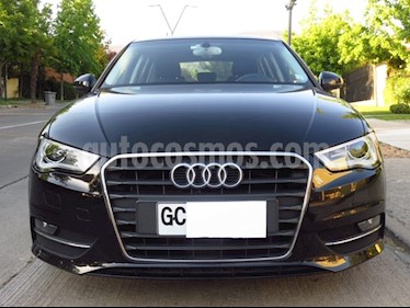 Audi A3 1.8 Turbo Aut 5P usado (2014) color Negro precio $10.600.000
