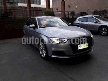 Audi A3 1.4L TFSI S-Tronic  Sport  usado (2018) color Gris precio $12.800.000