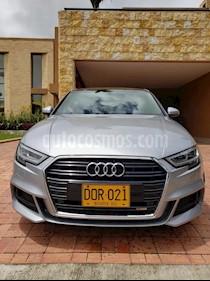 Audi A3 2.0 TFSI S-Tronic  usado (2017) color Gris precio $61.000.000