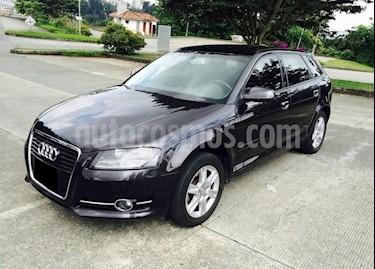 Audi A3 1.8L Sportback TFSI usado (2012) color Negro precio $25.000.000