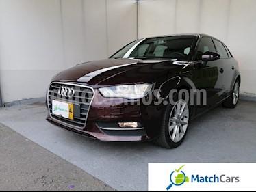 foto Audi A3 1.6L usado (2014) color Rojo precio $47.990.000
