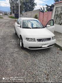 Audi A3 1.6 usado (2002) color Blanco precio u$s8.000
