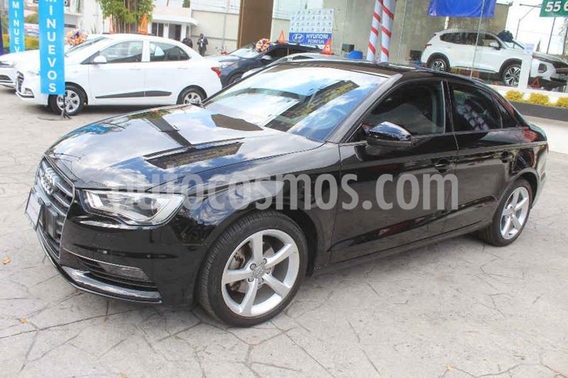Audi A3 Sedan 1.4L Ambiente Aut usado (2016) color Negro precio $279,000