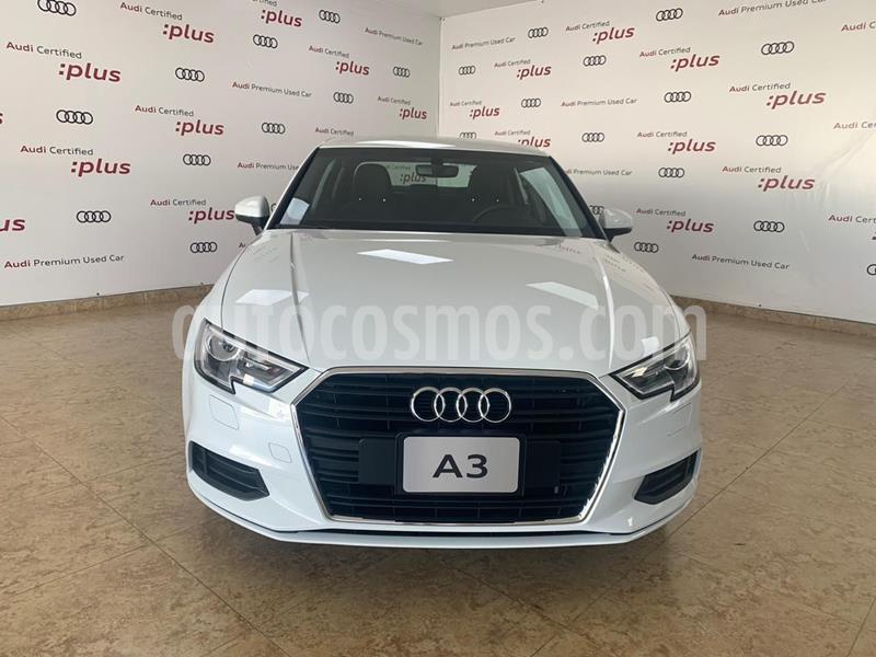 Audi A3 1.4L Dynamic usado (2020) color Blanco precio $453,862