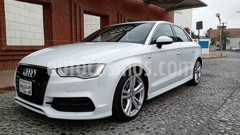 Audi A3 1.8L S Line Aut usado (2016) color Blanco precio $298,000