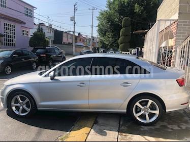 Audi A3 1.8L Ambiente Plus S-Tronic  usado (2014) color Plata Hielo precio $240,000