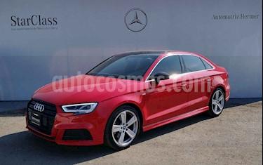 Audi A3 2.0L S-Line Aut usado (2018) color Rojo precio $479,900