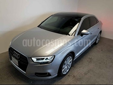 Audi A3 4p Sedan Select L4/2.0/T Aut usado (2019) color Plata precio $450,000