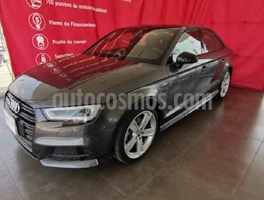 Audi A3 2p 2.0 40 TFSI S Line usado (2020) color Gris precio $589,000