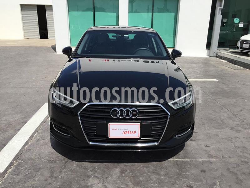 Audi A3 Sedan 1.4L Select Aut usado (2020) color Negro precio $511,616