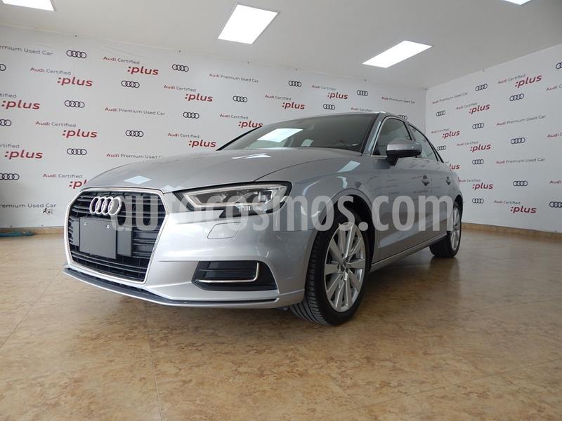 Audi A3 Sedan 1.4L Select Aut usado (2020) color Plata Dorado precio $460,000