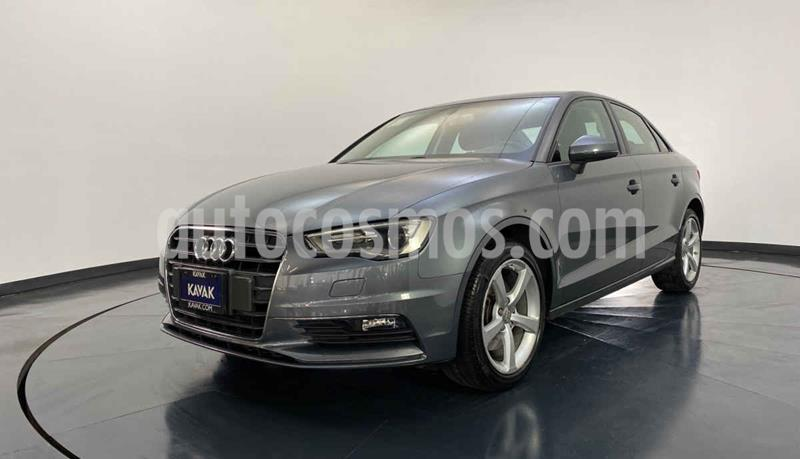 Audi A3 1.8L T FSI Attraction S-tronic usado (2016) color Gris precio $292,999