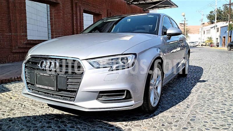 Audi A3 Sedan 1.4L Select Aut usado (2018) color Gris precio $378,000
