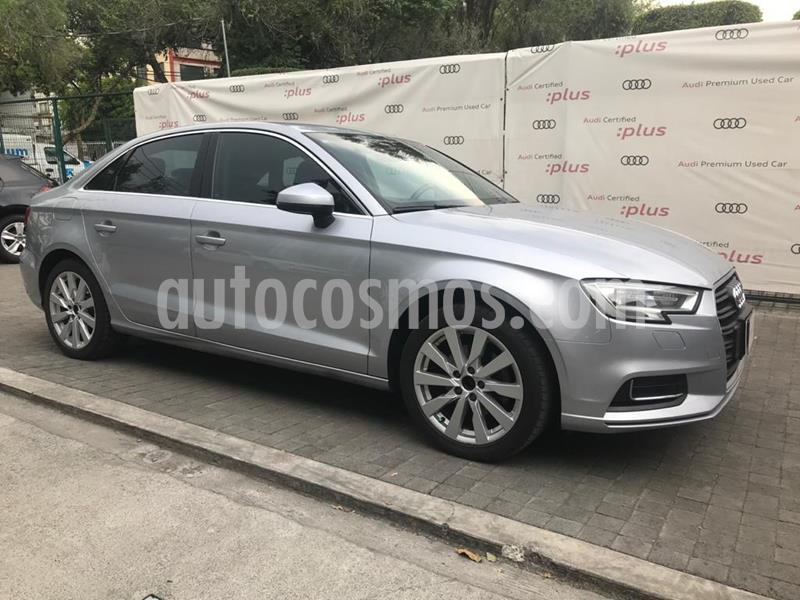 Audi A3 Sedan 1.4L Select Aut usado (2018) color Plata precio $360,000