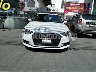 Audi A3 2.0L Dynamic Aut usado (2017) color Blanco precio $335,000