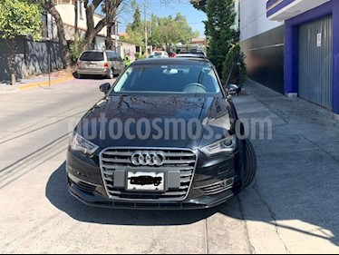 Audi A3 1.8L T FSI Attraction usado (2014) color Negro precio $220,000