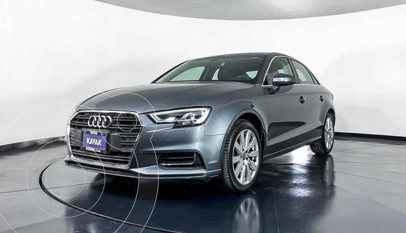 Foto Audi A3 Sedan 2.0L Select Aut usado (2018) color Gris precio $379,999