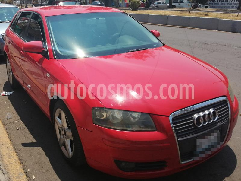 Audi A3 2.0L Sportback Attraction Turbo  usado (2005) color Rojo precio $86,000