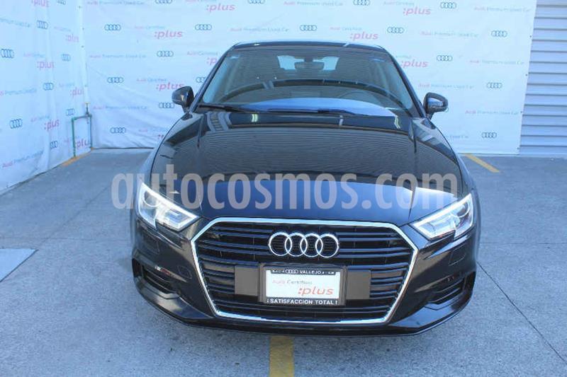 Audi A3 Sedan 1.4L Dynamic Aut usado (2018) color Negro precio $320,000