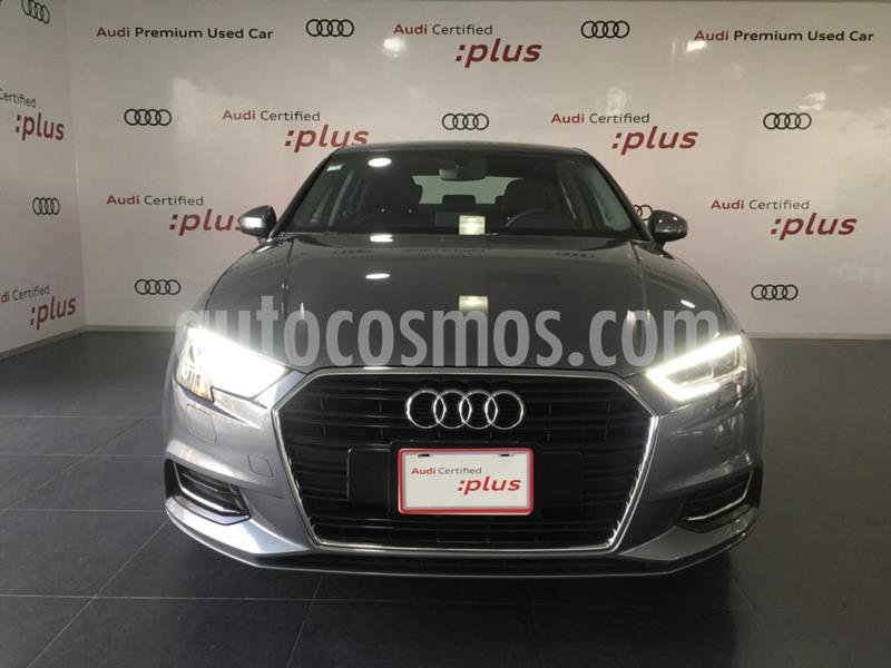 Audi A3 Sedan 35 TFSI Select Aut usado (2020) color Gris precio $459,000