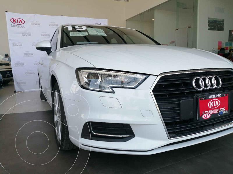 Foto Audi A3 Sedan 1.4L Select Aut usado (2019) color Blanco precio $399,900
