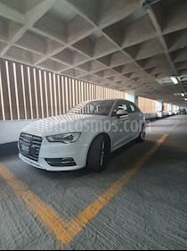 Audi A3 1.8L Ambiente Plus S-Tronic  usado (2014) color Blanco precio $190,000