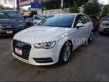 Audi A3 1.4L Ambiente usado (2016) color Blanco precio $248,000