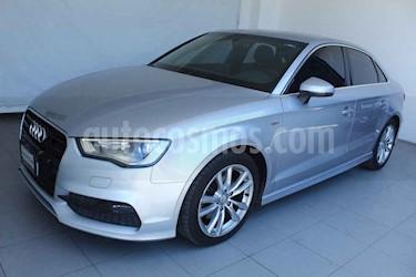 Audi A3 4p Sedan S Line L4/1.8/T Aut usado (2015) color Plata precio $289,000