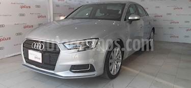 Audi A3 Sedan 1.4L Select Aut usado (2018) color Plata precio $378,000