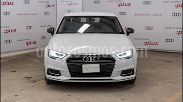Audi A3 Sedan 1.4L Select Aut usado (2020) color Blanco precio $558,313