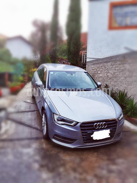 Audi A3 1.4L Ambiente Plus S-Tronic usado (2016) color Plata Hielo precio $238,000