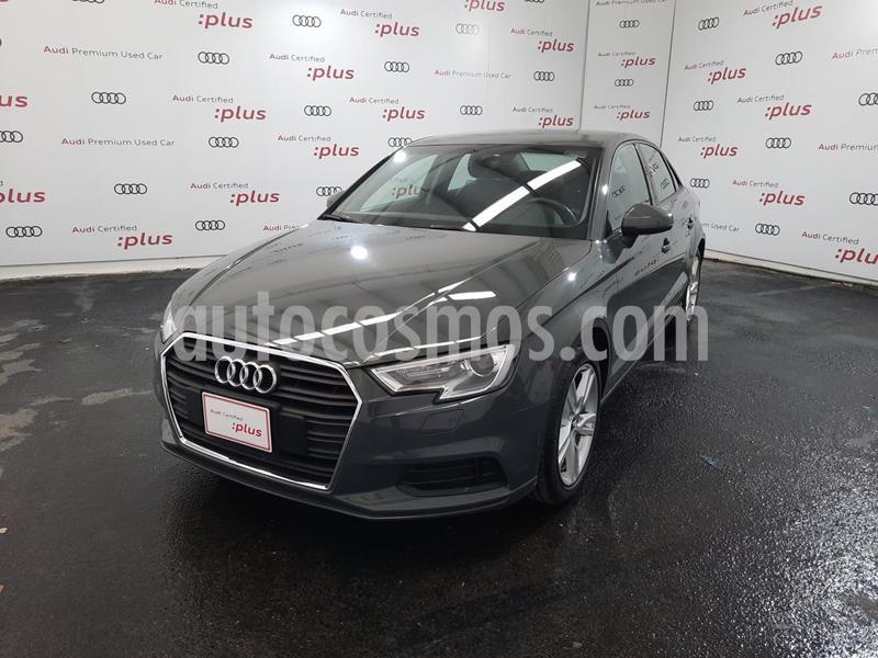 Foto Audi A3 Sedan 1.4L Dynamic Aut usado (2019) color Gris precio $420,000