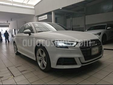 Audi A3 2.0L S-Line usado (2017) color Blanco precio $380,000