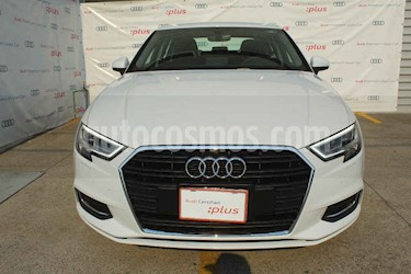Audi A3 4p 2.0 Sedan 40 TFSI Select usado (2020) color Blanco precio $495,000