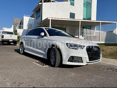 Audi A3 2.0L S-Line DSG usado (2018) color Blanco precio $415,000