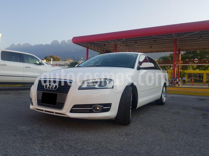 Audi A3 Sedan 1.8L Attraction Plus Aut usado (2012) color Blanco precio $165,000