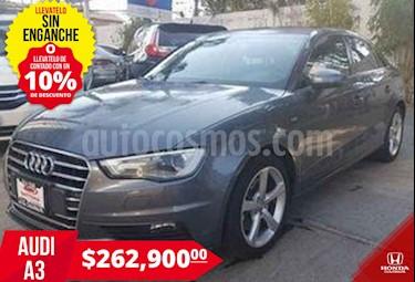 Audi A3 3p Ambiente L4/1.8/T Aut usado (2016) color Gris precio $262,900