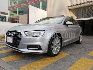 Audi A3 Sedan 1.4L Select Aut usado (2017) color Plata precio $320,000