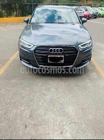 Audi A3 2.0L Select Aut usado (2017) color Gris precio $375,000