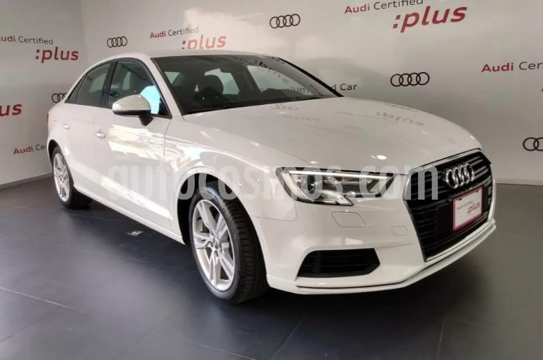 Audi A3 Sedan 40 TFSI Dynamic Aut usado (2019) color Blanco precio $395,000