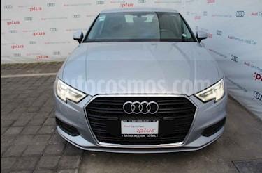 foto Audi A3 Sedán 1.4L Dynamic Aut usado (2017) color Plata precio $295,000