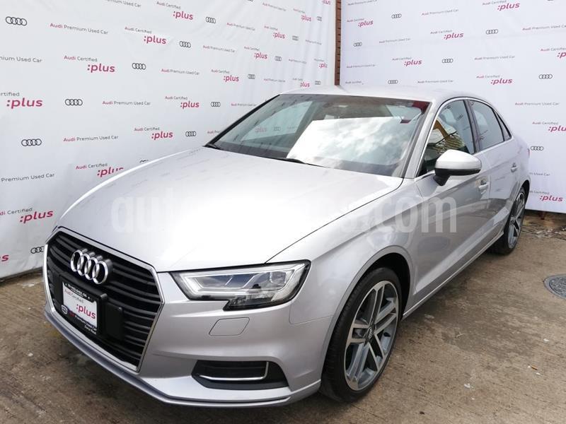 Audi A3 2.0L Select Aut usado (2020) color Plata Dorado precio $510,000