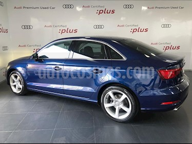 Audi A3 1.4L Attraction Aut usado (2016) color Azul Scuba precio $280,000