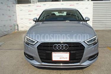 Audi A3 4p 1.4 Sedan 35 TFSI Select usado (2020) color Plata precio $460,000