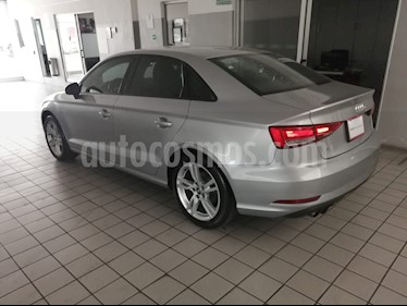 Audi A3 Sedan 1.4L Dynamic Aut usado (2017) color Plata precio $275,000