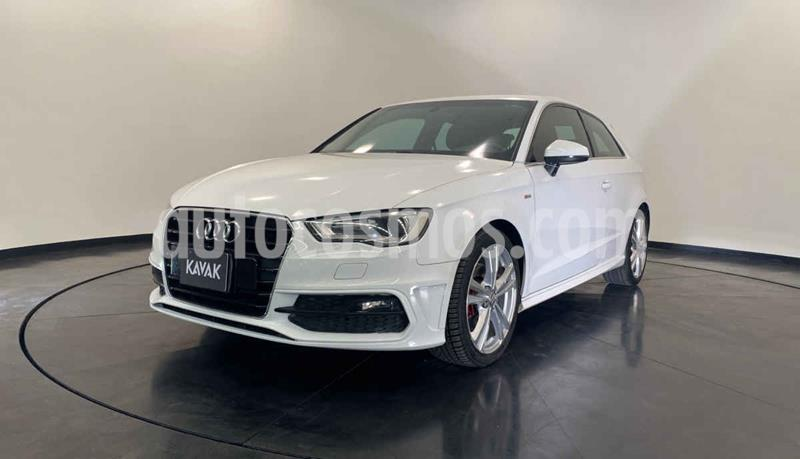 Audi A3 1.8L S Line Aut usado (2016) color Blanco precio $309,999