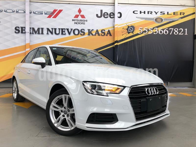 Audi A3 1.4L Dynamic usado (2017) color Blanco precio $275,000
