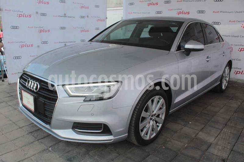 Foto Audi A3 Sedan 2.0L Select Aut usado (2018) color Plata precio $375,000
